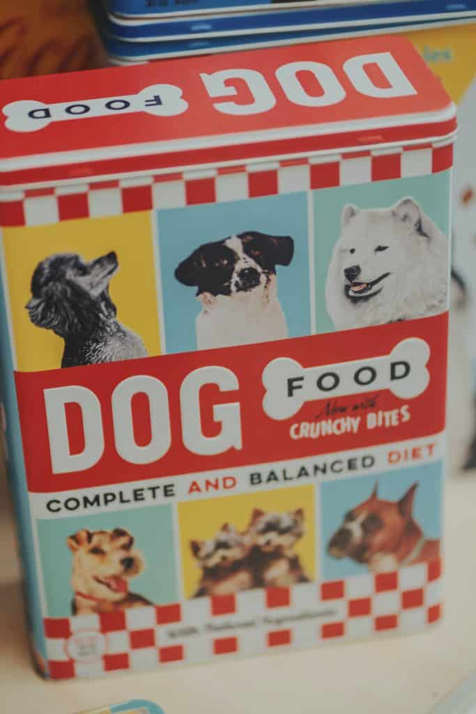 best containers for dog food